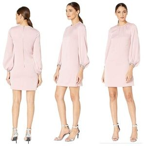 Ted Baker Pink Joele Shift Dress Size 2